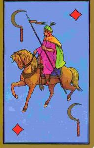 cavalier-faucille-tarot-persan