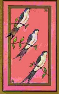 hirondelles-tarot-persan