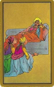 maladie-tarot-persan