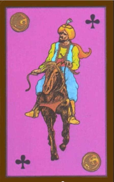 cavalier-ecus-tarot-persan
