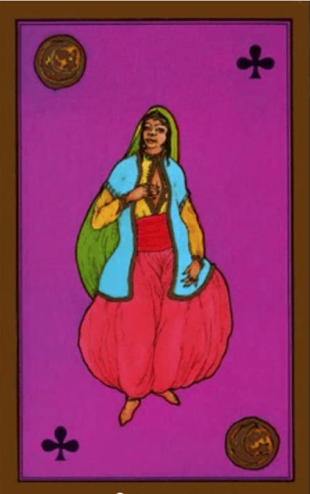 reine-ecus-tarot-persan
