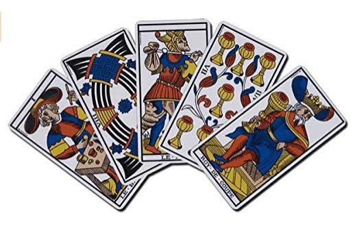 jeu de tarot de marseille original